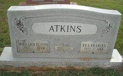 Eva Frances <i>Perdue</i> Atkins