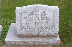 Frances Louise <i>Shaw</i> Kittle