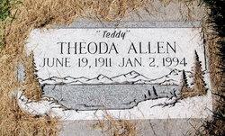 Theoda Helen Teddy Allen