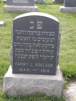 Fanny L Adelsohn