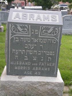 Morris Abrams