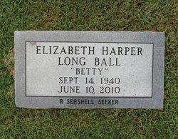 Elizabeth Harper <i>Long</i> Ball