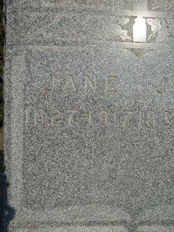 Jane <i>Walker</i> Armstrong