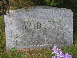 Adelbert Leaman Uncle Dellie Bridges