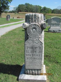 Phillip R Black, Jr