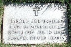 Harold Joeseph Bradley