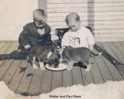 Walter Elwood Bass