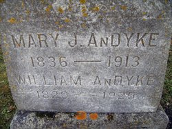 Mary Jane <i>Robinson</i> AnDyke