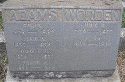 Edwin Adams