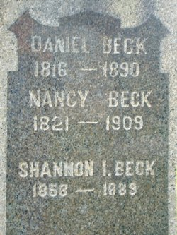 Nancy <i>Larimer</i> Beck