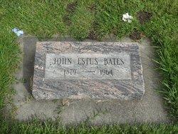 John Estus Bates