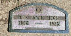 Fred Edgar Riggs