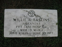Willie Andrew Baskins