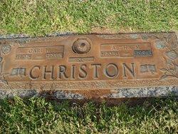 Altha M <i>Larson</i> Christon