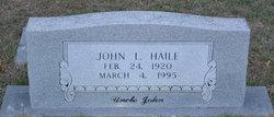 John Lorenzo Haile