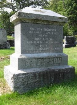 Fred Roy Thompson