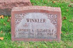 Anthony A. Winkler