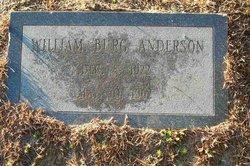 William Burg Anderson