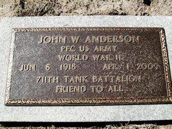 John W. Anderson