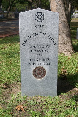 David Smith Terry, Jr