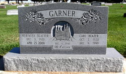 Merintha May <i>Blacker</i> Garner