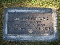 Capt Paul Granter Davis