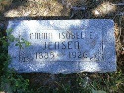 Emma Isabella <i>McGavin</i> Jensen