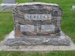 Frances Isabella <i>Clark</i> Seyller
