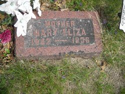 Mary Eliza <i>Farber</i> Curtis