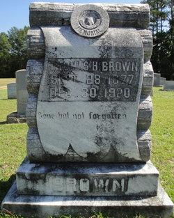 Thomas H Brown