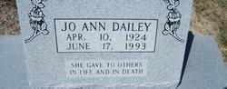 Jo Ann Dailey