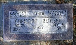 Hans Christian Chris Bentsen