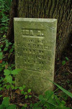 Ida A Baker