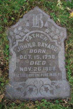 John B Bayard