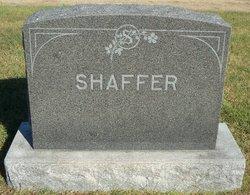 Franklin Frank Shaffer