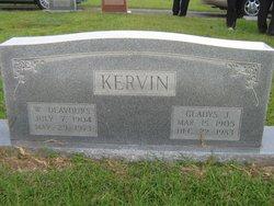 W Deavours Kervin