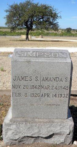 James Sanders Simpson