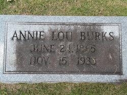 Annie Lou Burks