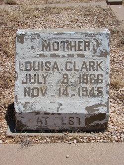 Louisa J. <i>Smith</i> Clark