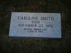 Caroline <i>Williams</i> Smith
