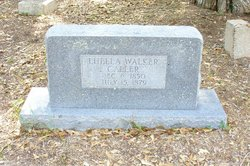 Laura Luella Lucinda <i>Walker</i> Caller