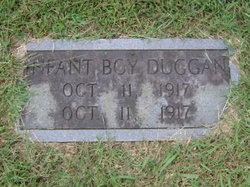 Infant Son Duggan