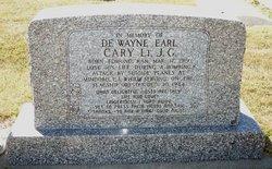 Dewayne Earl Cary