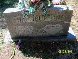 Thomas R Halliburton
