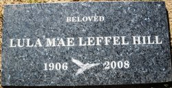 Lula Mae <i>Leffel</i> Hill