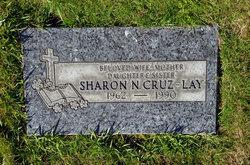 Sharon Naomi <i>Cruz</i> Cruz-Lay