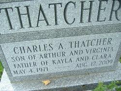 Charles A Thatcher