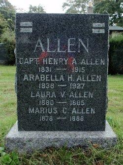 Capt Henry Alfred Allen