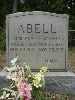 Elizabeth Sarah <i>Moore</i> Abell