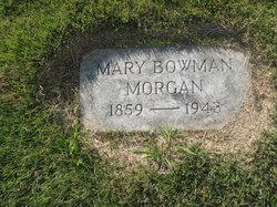 Mary <i>Bowman</i> Morgan